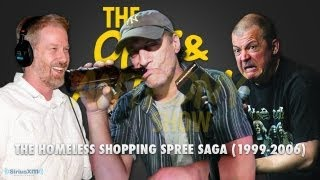 Classic Opie & Anthony: Homeless Shopping Spree Saga, WNEW (12/16/99, 12/11/01)