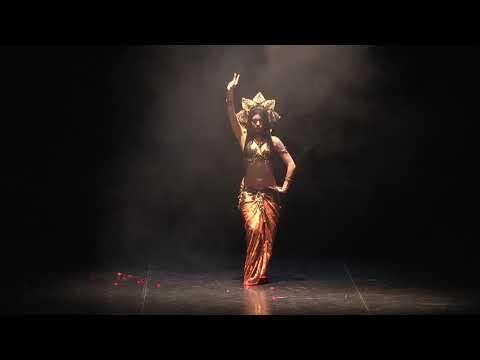 День рождения Трайбл Мафии - Tiana Frolkina - Tribal Fusion