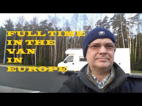 Full time RV living in Europe