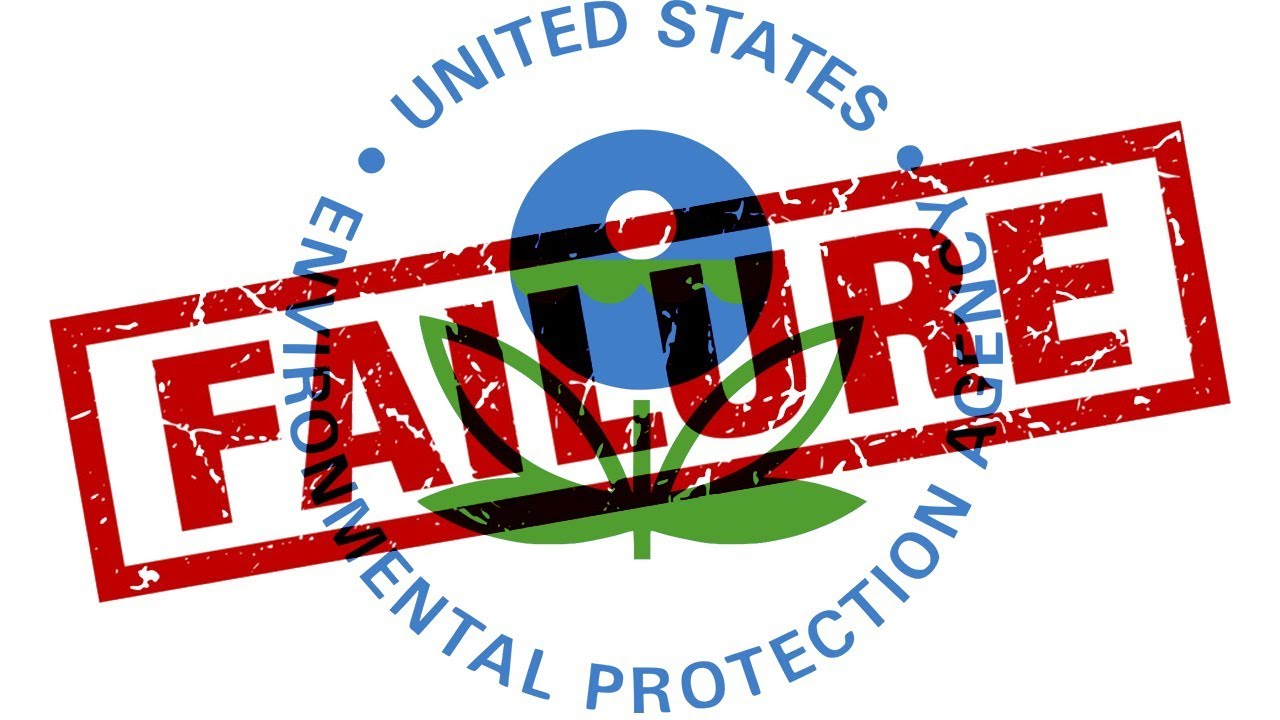 the-epa-has-completely-stopped-doing-their-job
