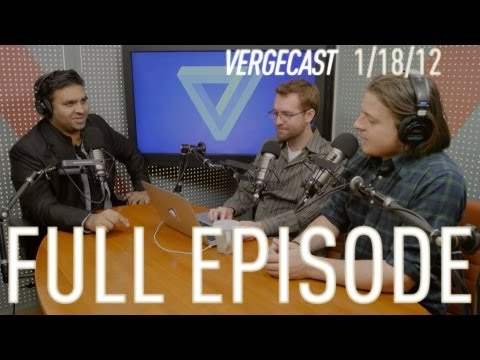 The Vergecast 061: CES Recap, Graph Search, and Aaron Swartz