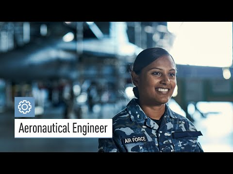 Air Force: Aeronautical Engineer