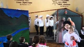c. Горенка, рождественская детская программа (7-01-2013)