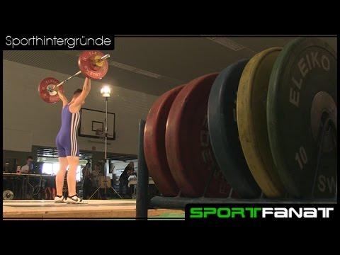 Gewichtheben - mehr Technik als Kraft!