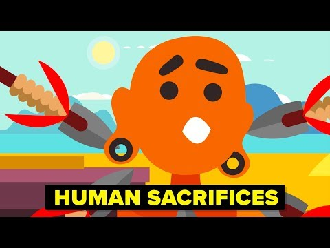 Most Brutal Human Sacrifice Techniques Throughout History