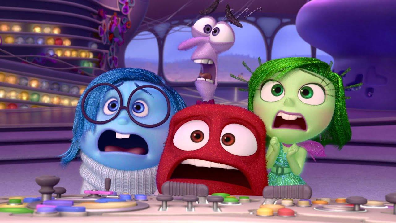 Smile Toys And Joys : Intensa mente nuevo tráiler oficial doblado youtube