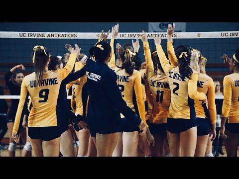 Hawaii Vs UCI Set 3 |2017 NCAA Womens Volleyball|