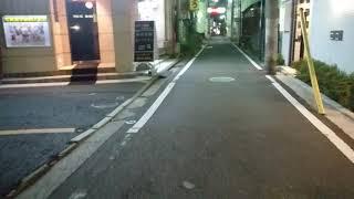 横浜の特殊浴場、ナイスイデイの前を歩いて見た。