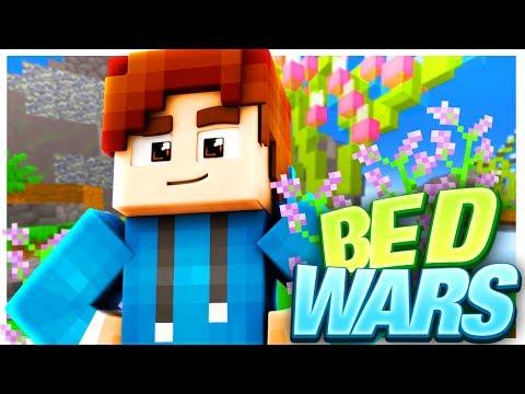 I HAVE BLUE HAIR NOW!! 🔴 | Minecraft Hypixel BedWars Live Stream (Minecraft BedWars)
