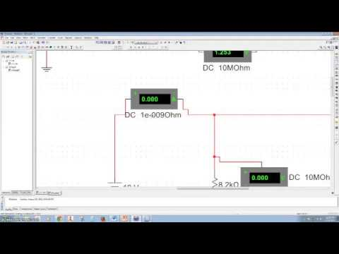 multisim series and parallel circuits for beginners youtube rh youtube com Multisim Circuit Design Software Multisim Spice