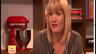 Årets Grunderkvinne 2011 på God Morgen Norge