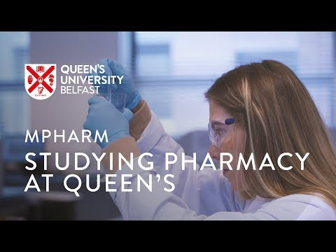MPharm At Queen's