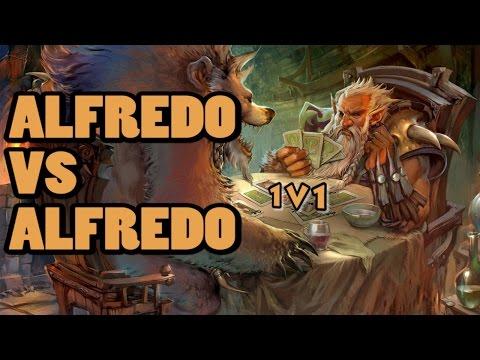 AdmiralBulldog: Alfredo 1v1 MID