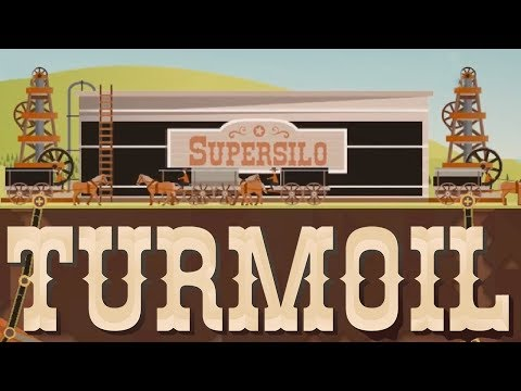 Turmoil - The Giant Supersilo - Deep Oil Drilling - Turmoil