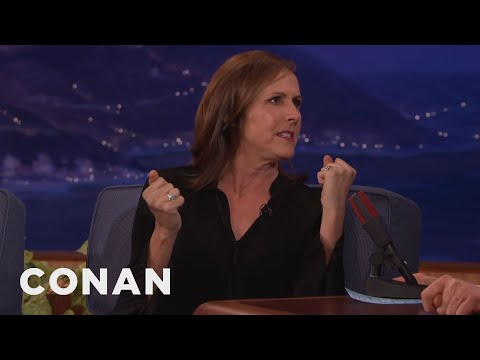 Molly Shannon Found Out She Was Joining SNL Right Before She Got Mugged  - CONAN on TBS