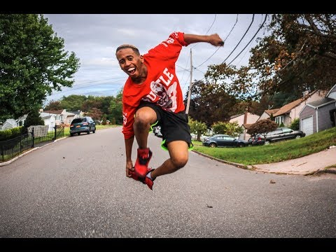 How to jump over your leg - Litefeet Tutorial (get lite)