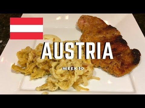 Second Spin, Country 10: Austria [International Food]