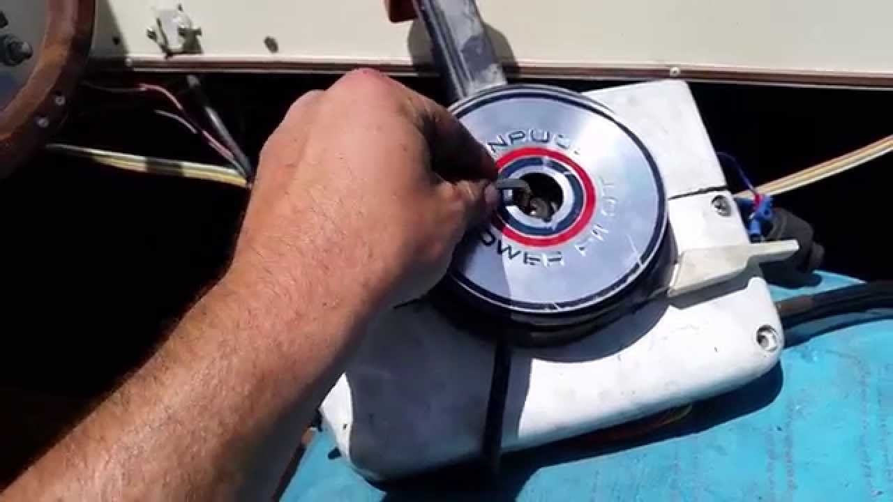 Boat Shifter Fix Reverse Stuck Youtube