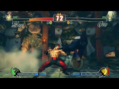 Mortal kombat shang tsung vs liu kang - photo#7