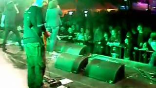 Senser - The End Of The World Show (Live Footage, Studio Sync)