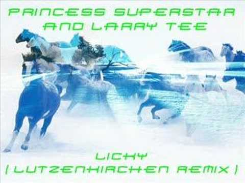 Princess Superstar & Larry Tee - Licky (Lutzenkirchen remix)