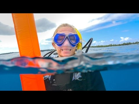 Scuba Diving and Muddy Adventures on Isle St. Marie- Sailing Vessel Delos Ep. 122