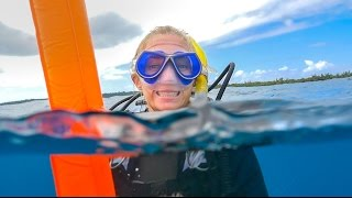 scuba diving and muddy adventures on isle st marie sailing vessel delos ep 122