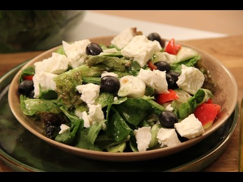Greek Salad   Cooksmart   Sanjeev Kapoor Khazana