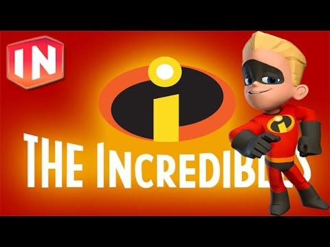 Disney Infinity: Toy Boxes - INCREDI-CAMP