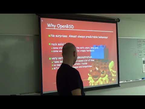 P07C: Running an ISP on OpenBSD - Henning Brauer