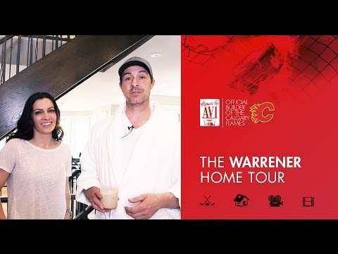 Homes by Avi & the Calgary Flames Tour - The  Warrener