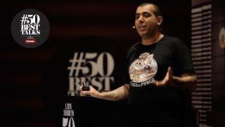 Jefferson Rueda of A Casa do Porco at #50BestTalks