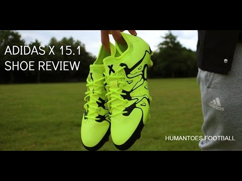 X 15 Speed adidas X 15.1 Review - New Speed Range TEST AND REVIEW # ...