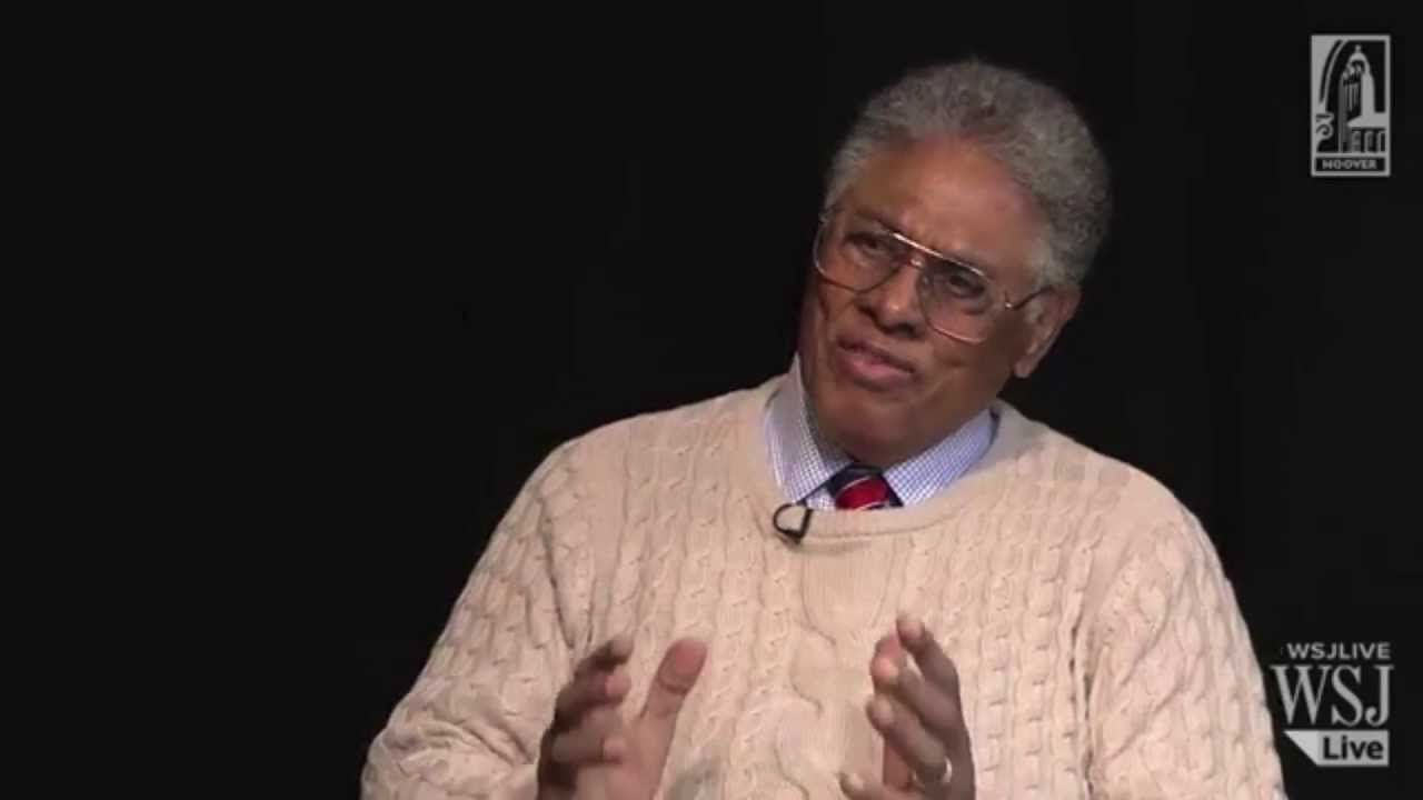 thomas sowell the politics of hopelessness