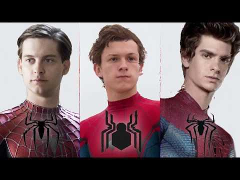 All SpiderMan Movie Main Themes