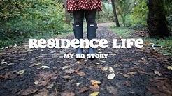 My RA Story - George Fox University Residence Life
