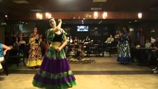 Ансамбль цыганского танца