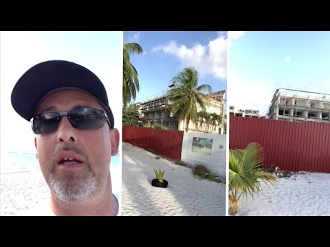 Luxury Barbados Hotel Turns Out To Be A Building Site