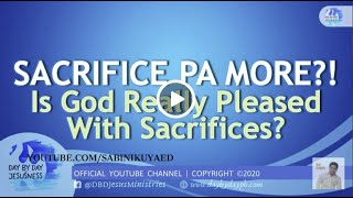 🆕ed Lapiz Latest Sermon👉Review Ed Lapiz New Video👉Ed Lapiz - Sacrifice Pa More! Is God Really Please