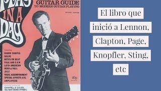 El método de guitarra que usaron los famosos