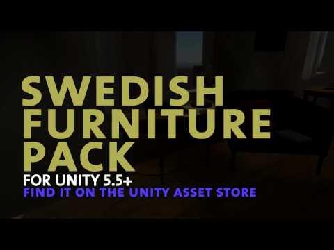 SWEDISH FURNITURE PACK