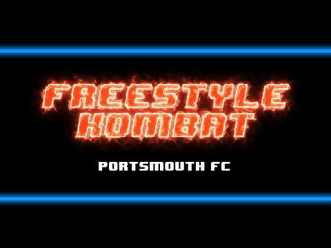 Freestyle Football Kombat with Portsmouth FC Academy on Total Tekkers