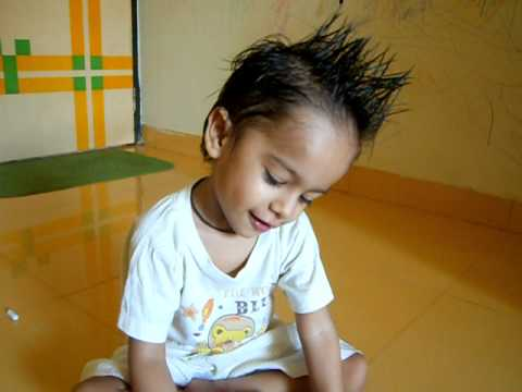 ik onkar by 23month child