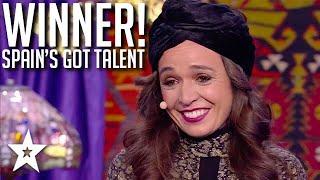 AMAZING VENTRILOQUIST WINS Spain's Got Talent 2021 | Got Talent Global