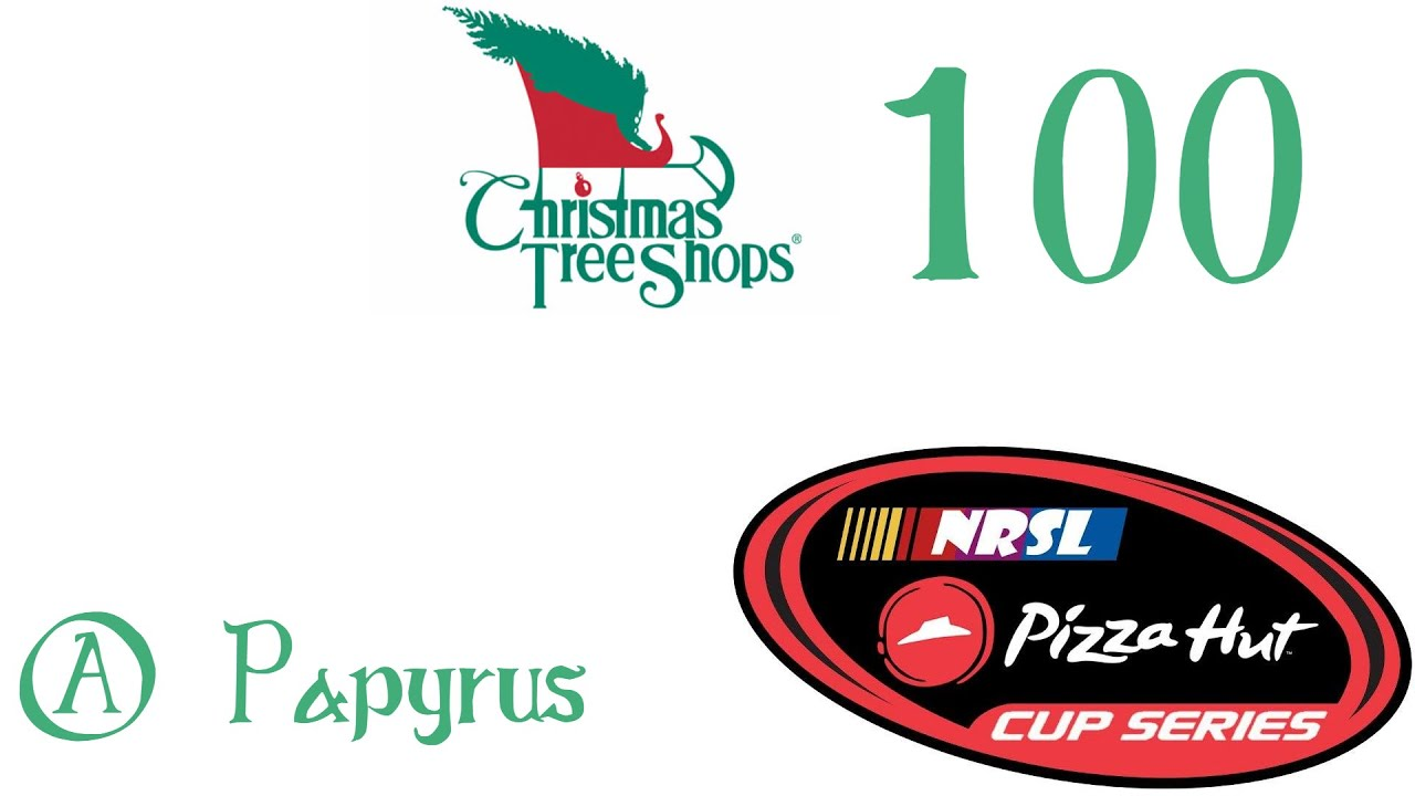 S1 NRSL Pizza Hut Cup Series Race 7 (Christmas Tree Shops 100) - YouTube