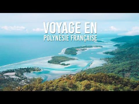 VOYAGE EN POLYNÉSIE FRANÇAISE | LE PARADIS EST A HUAHINE