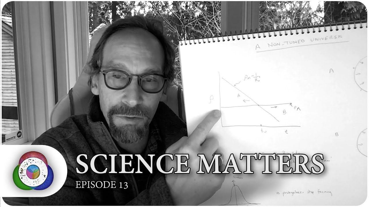 Final episode of Science Matters with Lawrence Krauss