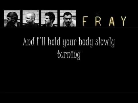 The Fray- Rainy Zurich (Lyrics!)