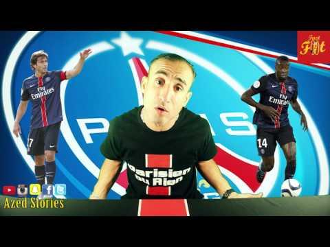 Fast-Foot FC Metz-Paris SG 2-3