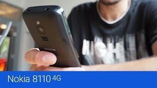 Nokia 8110 4G (recenze)